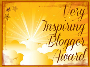 Very Inspiring Award
