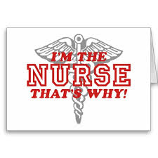 I the nurse